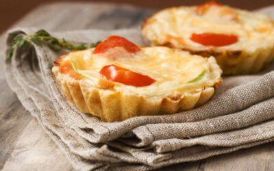 Käse Tomaten Tartes
