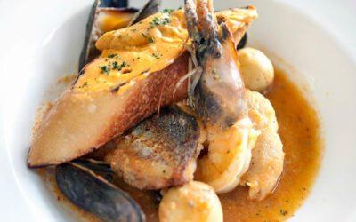 Bouillabaisse die beste Fischsuppe