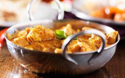 Butter Chicken – zartes Hähnchen aus dem Ofen