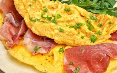 Mediterranes Omelette